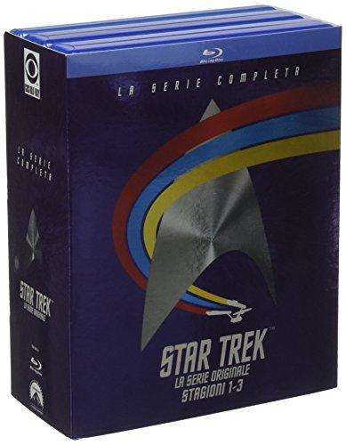 [Amazon.es] Star Trek: Raumschiff Enterprise - Die komplette Serie - Bluray - Staffel 1 - 3 - mit deutschen Ton