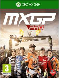 MXGP Pro (Xbox One & PS4) für je 14,66€ (Base.com)