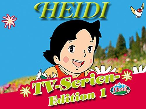 "Erste Staffel der Kinderserie ""Heidi"" (26 Folgen, 1974)"