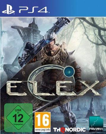 Sammeldeal z.B Elex 9,99€, Vampyr 12,99€, Conan Exiles 14,99€, Left Alive 17,99€, Just Cause 4 19,99€ (PS4) [Expert Langenhagen]