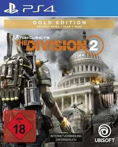 Tom Clancy's The Division 2Gold Edition (PS4 & Xbox One) [Expert Brandenburg]