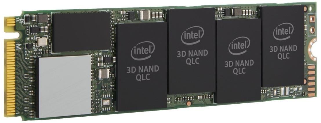 Intel 660P Series 512GB SSD (M.2, NVMe, PCIe 3.0, 3D-NAND QLC, R:1500, W:1000, 256MB DDR3L Cache) für 57€ über die App [MediaMarkt]