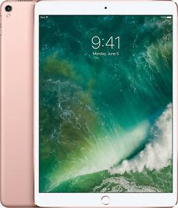 Apple iPad Pro 10.5 A1701 (2017) Wi-Fi 26,67 cm (10,5 Zoll) 512GB rosegold - NEU