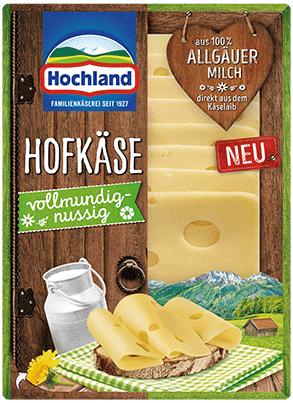 [lokal Paderborn] [Kaufland] Hochland Hofkäse