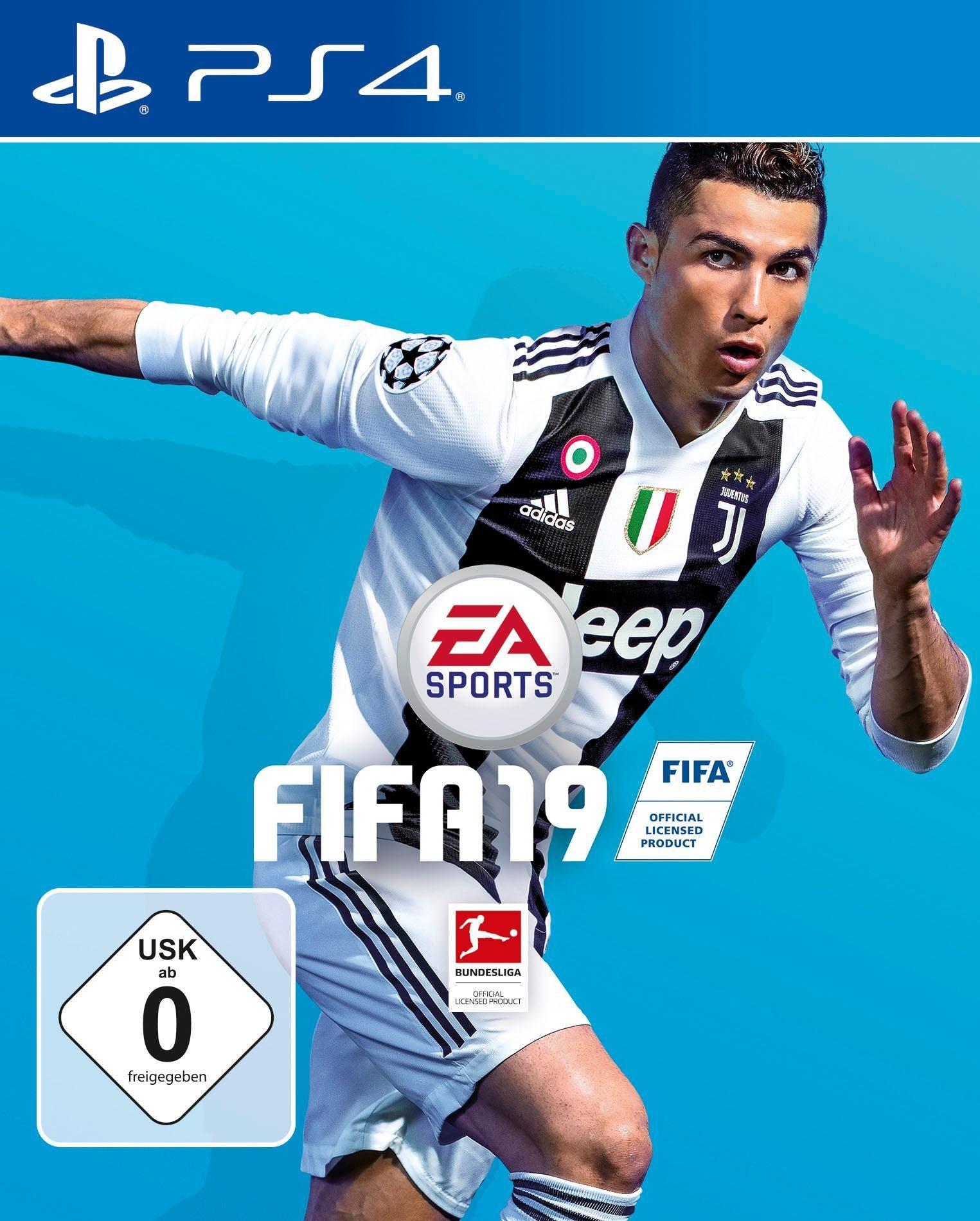FIFA 19 - PlayStation 4 [Otto]