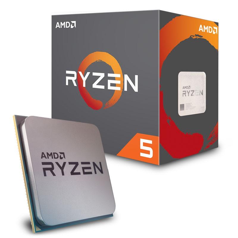 AMD Ryzen 5 2600 + World War Z & Tom Clanyc's The Division 2
