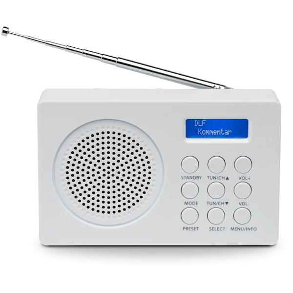 "MEDION DAB+ Radio ""LIFE E66320"" (Netz- oder Batteriebetrieb) [MEDION]"