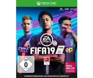 FIFA 19 & Anthem fit je 19,99€ (Xbox One) [Mediamarkt & Saturn Abholung]
