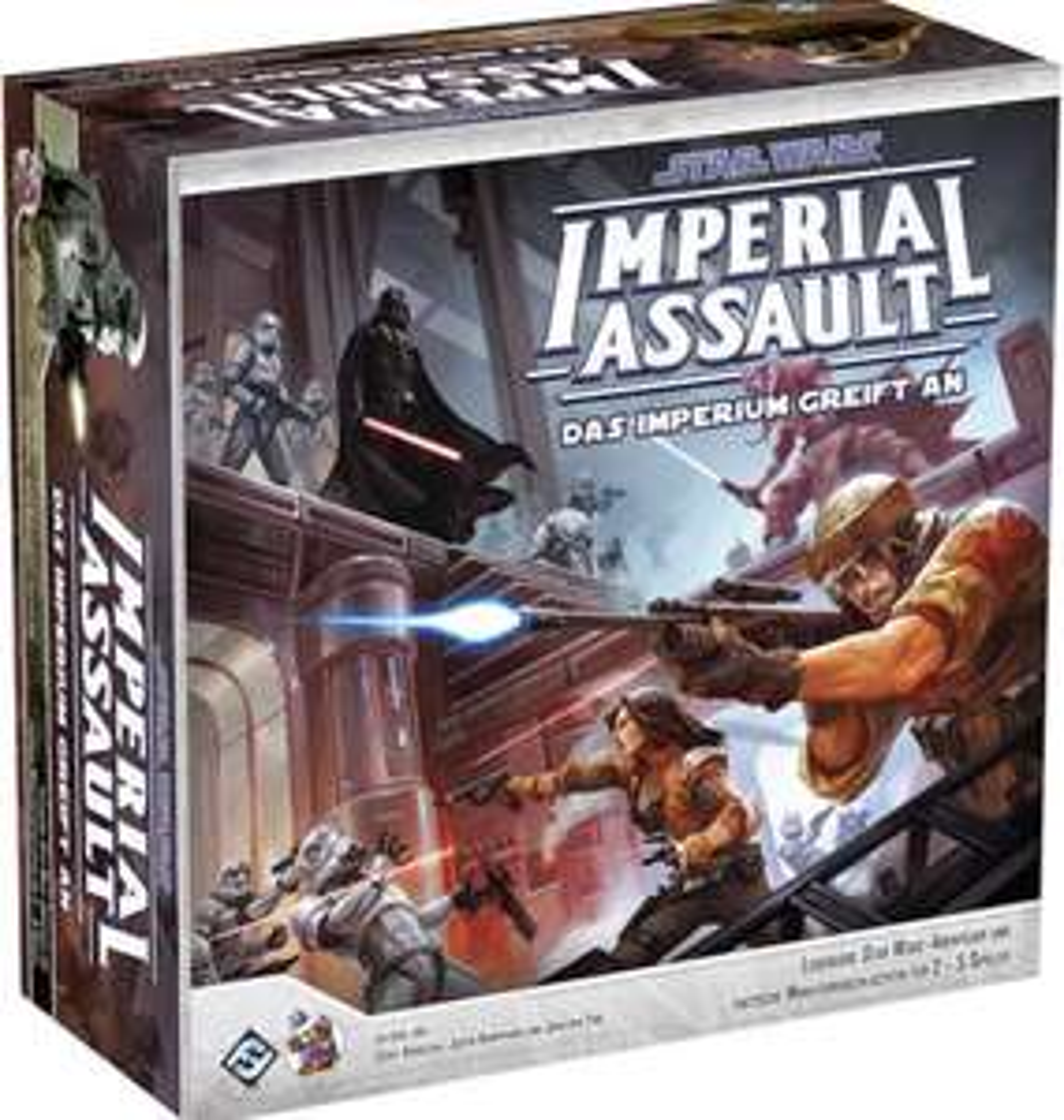 Brettspiel : Star Wars Imperial Assault