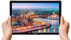 """Huawei MediaPad M5 10 LTE Tablet, 10,8"""" 2K IPS Display, Octa-Core Prozessor, 4GB RAM, 32GB Speicher, Android 8 (Via Update Android 9)"""