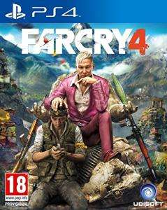 Far Cry 4 (PS4) für 13,96€ (Amazon ES)