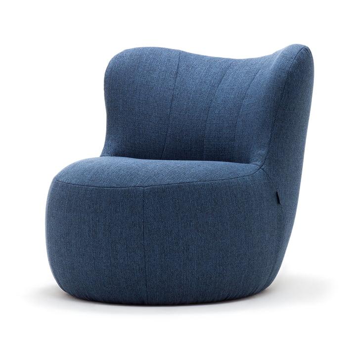 Rolf Benz Sessel Freistil 173 in blau [Connox plus] und andere farbenfrohe Angebote, z.B. von Muuto, Lumibär, Magis oder Louis Poulsen
