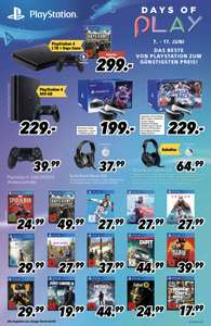 [Medimax: Sony Days of Play] Games: z.B. Just Cause 4 | PS4 Slim 1TB + Days Gone @299€| Dual Shock Controller @39,99€ | VR-Hardware