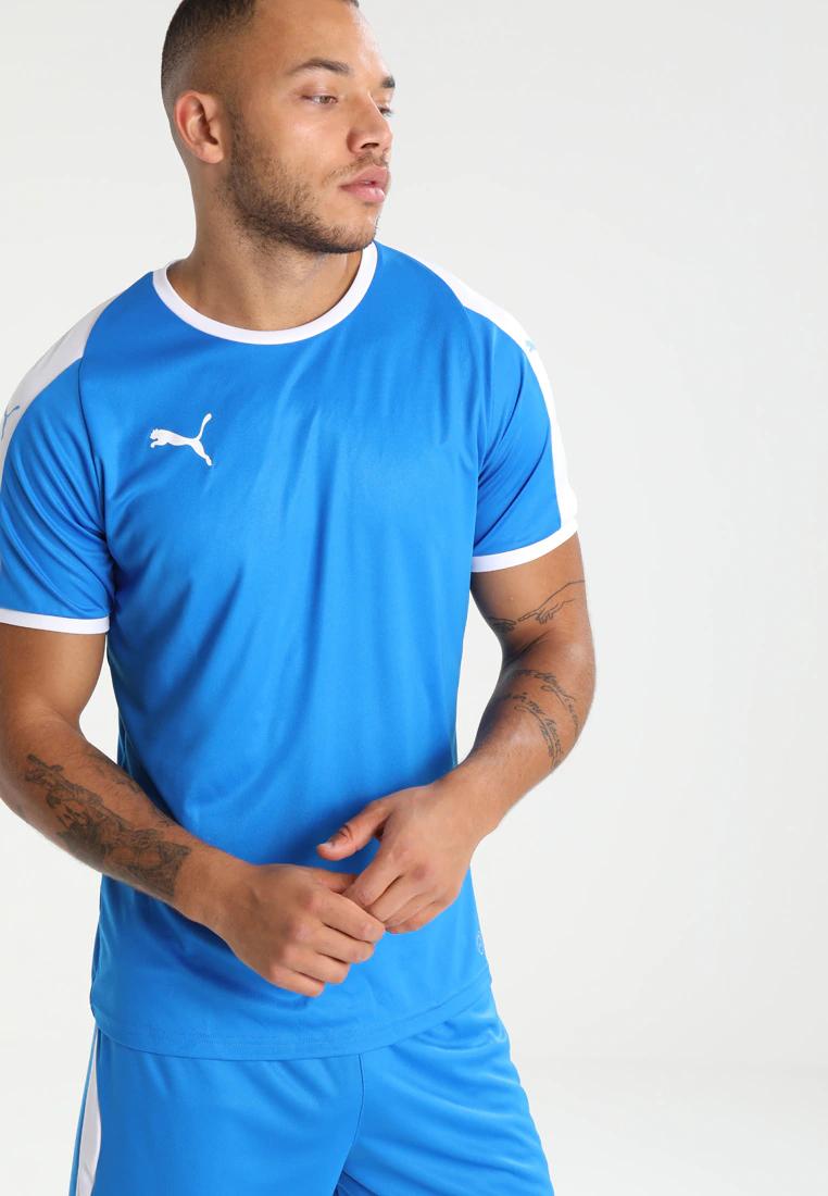Puma Liga Sport Funktionsshirt in Blau