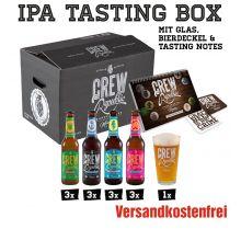 Craft-Biere von Crew Republic (20 x 0,33l): z.B. DrunkenSailor 25,12€ / GermanPaleAle 25,12€ / EasyHell 25,12€ / Mix 30,12€ [Top12]
