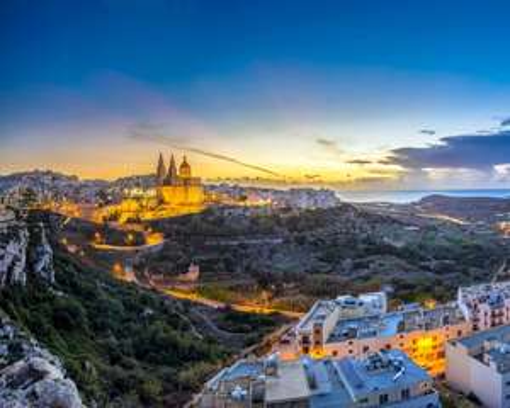 Insel-Urlaub: Hin- und Rückflug von Karlsruhe nach Malta für 39,98€ im Juli