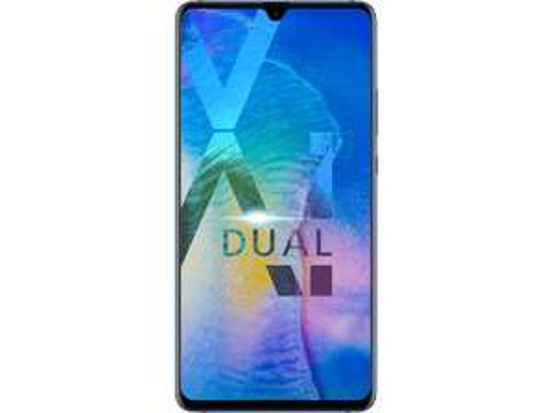 HUAWEI Mate 20 X 128 GB Midnight Blue Dual SIM bei Mediamarkt