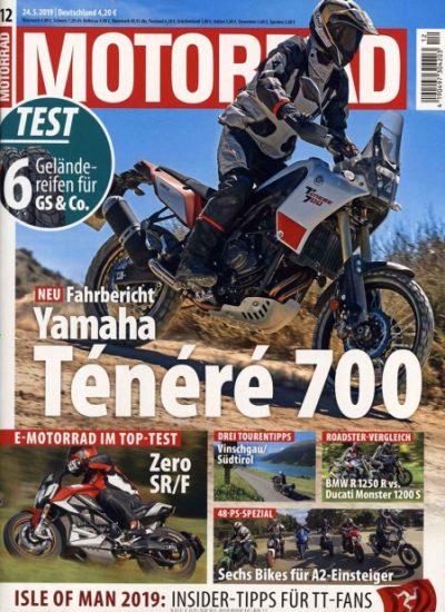 Hohe Prämien für Special Interest Titel: Tourenfahrer, Motorrad, Motorrad News als Prämienabonnement mit Geldprämie per Überweisung