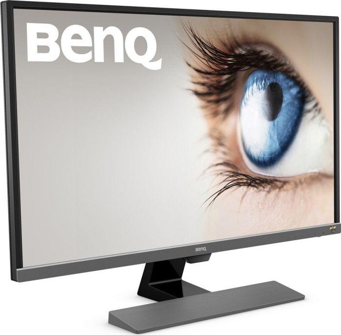 """BenQ EL2870UE (28"""", TN, 3840x2160, 8bit+FRC, 300 cd/m², HDR, FreeSync 40-60Hz, 2x HDMI 2.0, DP 1.4, Lautsprecher, 3 Jahre Garantie)"""