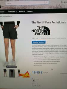 The North Face Funktions-, Wander- und Trekkinghose