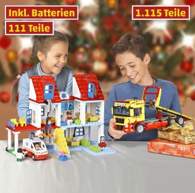[Penny] LEGO TECHNIC Tieflader 69,99 EUR oder LEGO DUPLO Stadtkrankenhaus für 49,99 EUR