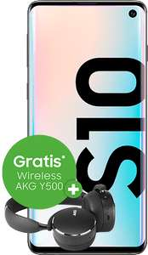 Samsung Galaxy S10 (128GB) + o2 Free M Boost mit 20GB LTE + AKG Kopfhörer