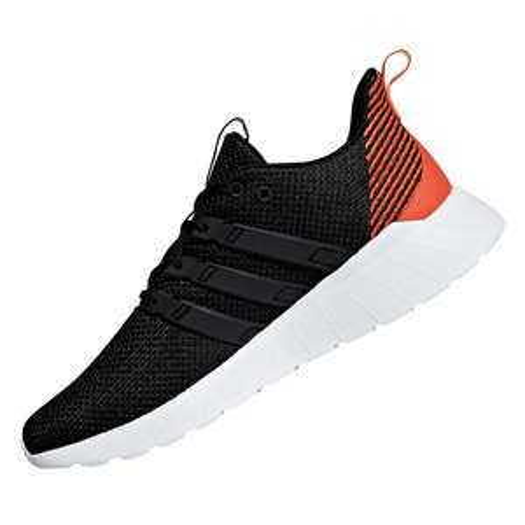 adidas Trainingsschuh Questar Flow schwarz/rot Größe 40 - 46