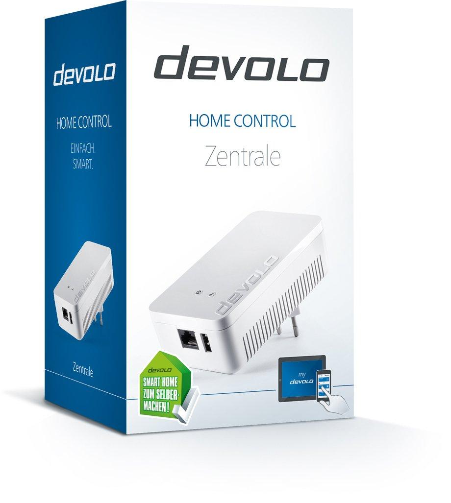 Amazon.de - 50% Rabatt auf die devolo Home Control Zentrale (Smart Home Steuereinheit, Z-Wave)