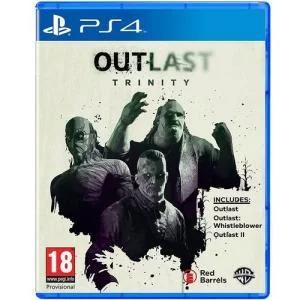 Outlast: Trinity (PS4 & Xbox One) für je 10,25€ (Base.com)