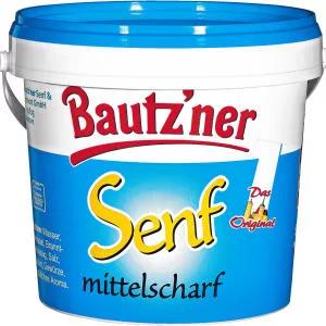 Bautz'ner Senf im 1-kg-Eimer für 99 Cent bei ( NETTO mit Scottie ab 11.06.)