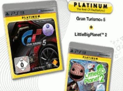 PS3 Gran Turismo 5 + Little Big Planet 2 Gratis lokal Gummersbach