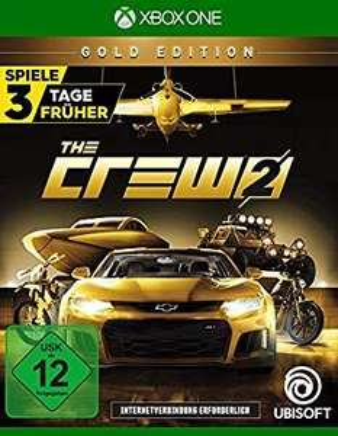 The Crew 2 - Gold Edition (inkl. Season Pass) - [Xbox One] [Amazon]