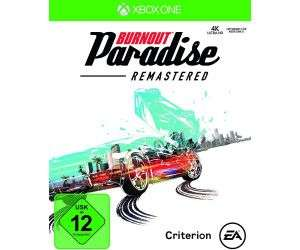 Burnout: Paradise Remastered (Xbox One) [Mediamarkt & Saturn Abholung]