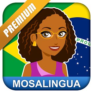 Portugiesisch mit MosaLingua Premium (Android)
