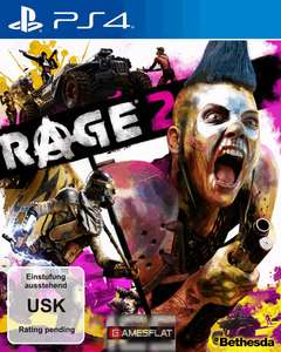 [Gamesflat] Rage 2 PS4