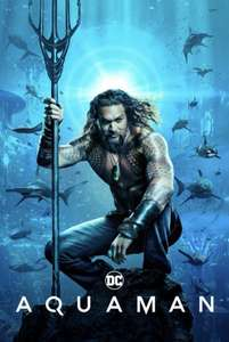 [itunes] Aquaman 4K Dolby Vision