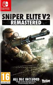 Sniper Elite V2 [Remastered uncut Edition] (Nintendo Switch) bei gamesonly.at