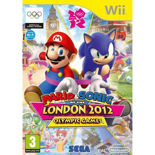 [AMAZON.CO.UK] Nintendo Wii - Mario & Sonic bei den Olympischen Spielen (London 2012) für €22,16 + £2 MP3-Download-Guthaben