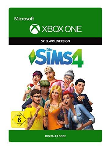 Die Sims 4 (Xbox One Download Code) für 7,99€ (Amazon UK & Xbox Store)