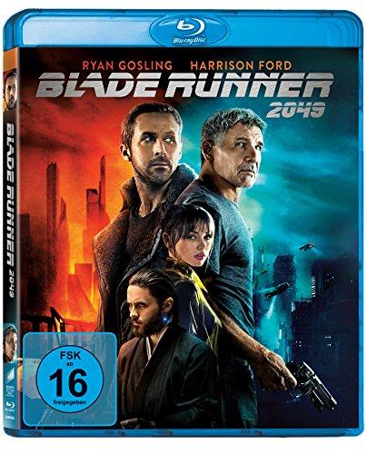 Blade Runner 2049 (Blu-ray) für 5,55€ (Amazon Prime & Saturn)