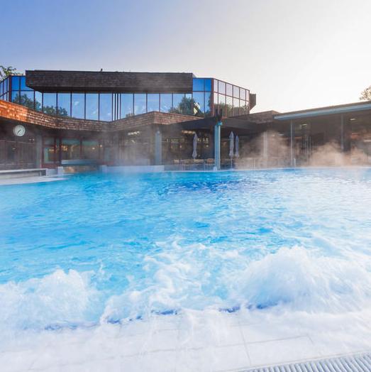 [Bad Bellingen] Balinea Thermen Tageskarte für Thermalbad inkl. Sauna-Park (und optional Salzgrotte)