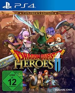 Dragon Quest Heroes II Explorer's Edition (PS4) für 9,99€ (Amazon Prime)