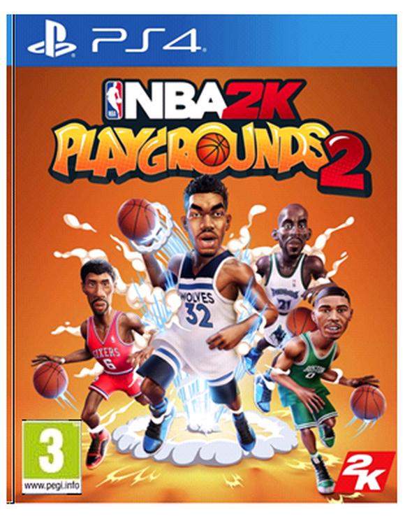 NBA 2K Playgrounds 2 (PS4) für 11,50€ (Coolshop)