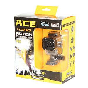 ISAW A2 Full HD Action-Cam mit 3,5 MP