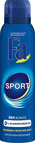 Fa Sport Deospray 6er Pack (6 x 150 ml) für 3,58€ (Amazon Sparabo)