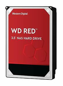 WD Red interne HDD Festplatte Bulk WD60EFRX - 6TB 5400rpm 64MB 3.5zoll SATA600