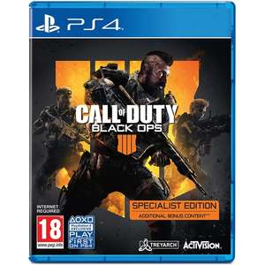 Call of Duty: Black Ops 4 (PS4 & Xbox One) für 17,72€ (Shopto)
