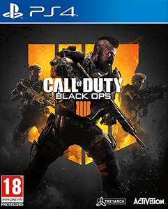 Call of Duty: Black Ops 4 (PS4 & Xbox One) für 13,97€ (Amazon FR)