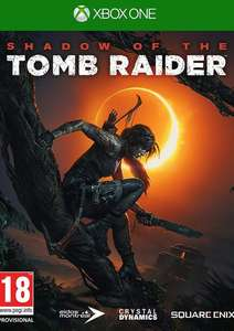 Shadow of the Tomb Raider Xbox One Downloadcode