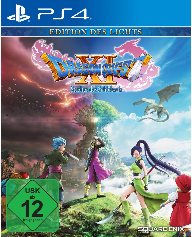 Dragon Quest XI: Streiter des Schicksals - Edition des Lichts (PS4) für 24,99€ (Shop4DE & Saturn & Media Markt)